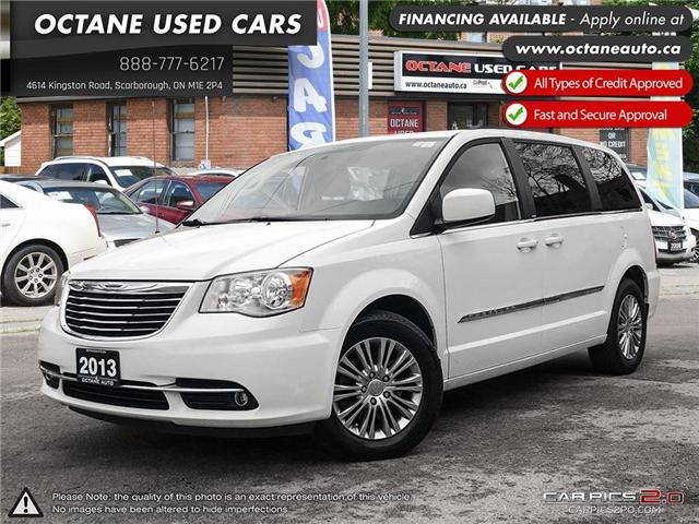 2013 Chrysler Town & Country Touring-L (Stk: ) in Scarborough - Image 1 of 25