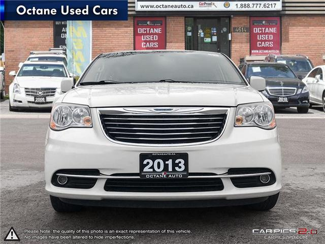 2013 Chrysler Town & Country Touring-L (Stk: ) in Scarborough - Image 2 of 25