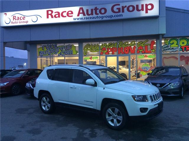 2015 Jeep Compass Sport/North (Stk: 16298A) in Dartmouth - Image 1 of 20