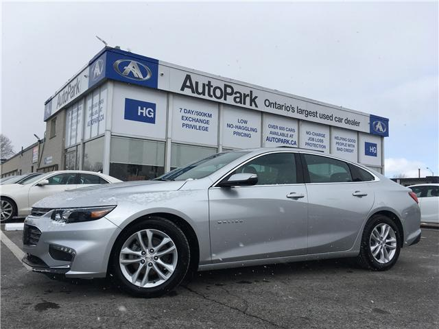 2017 Chevrolet Malibu 1LT (Stk: 17-47634) in Brampton - Image 1 of 25
