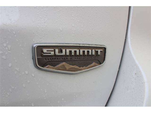 2017 Jeep Grand Cherokee Summit (Stk: C452940A) in Courtenay - Image 23 of 30
