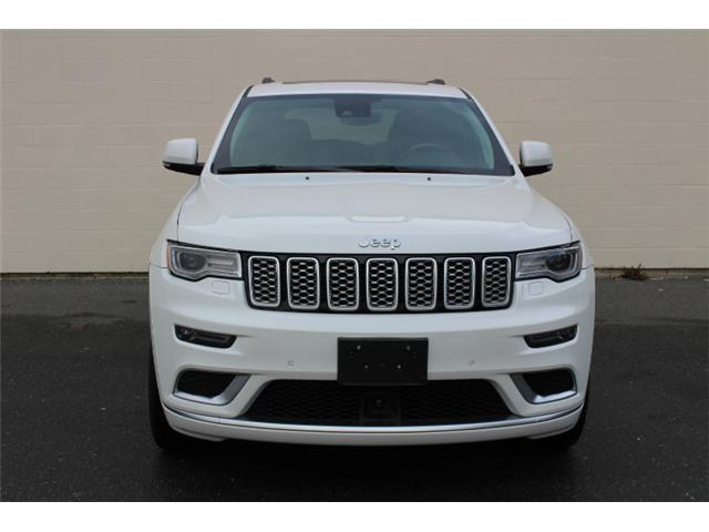 2017 Jeep Grand Cherokee Summit (Stk: C452940A) in Courtenay - Image 25 of 30