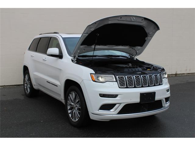 2017 Jeep Grand Cherokee Summit (Stk: C452940A) in Courtenay - Image 29 of 30
