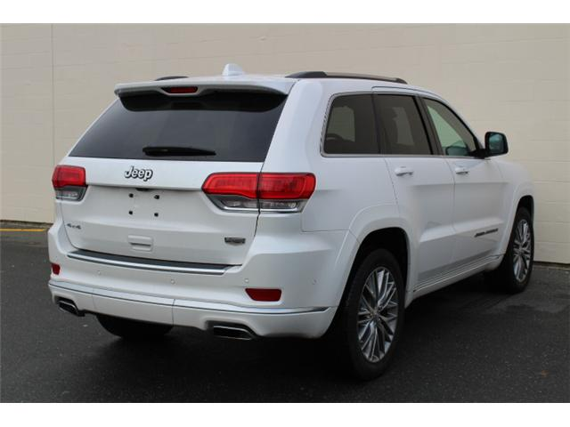 2017 Jeep Grand Cherokee Summit (Stk: C452940A) in Courtenay - Image 4 of 30