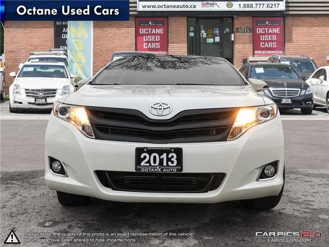 2013 Toyota Venza Base (Stk: ) in Scarborough - Image 2 of 25