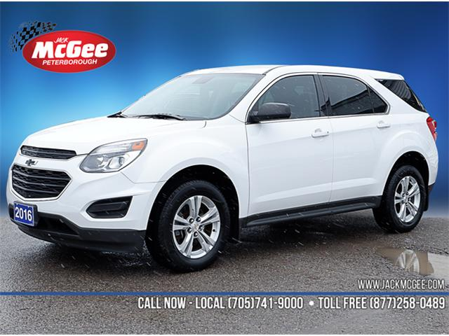 2016 Chevrolet Equinox LS (Stk: 19168A) in Peterborough - Image 1 of 20