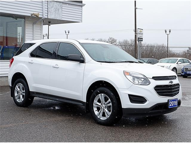 2016 Chevrolet Equinox LS (Stk: 19168A) in Peterborough - Image 9 of 20