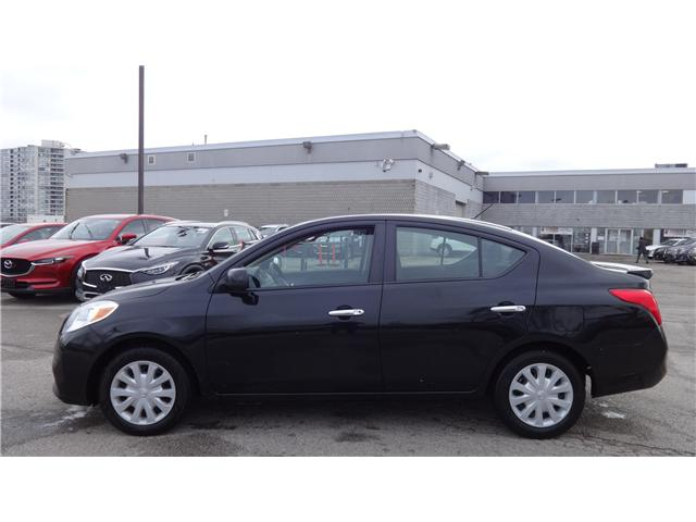 2013 Nissan Versa 1.6 SV (Stk: JW184152A) in Scarborough - Image 2 of 16