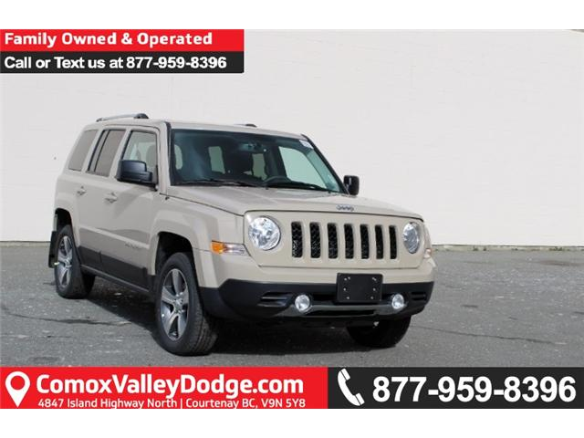 2017 Jeep Patriot Sport/North (Stk: D164317A) in Courtenay - Image 1 of 30