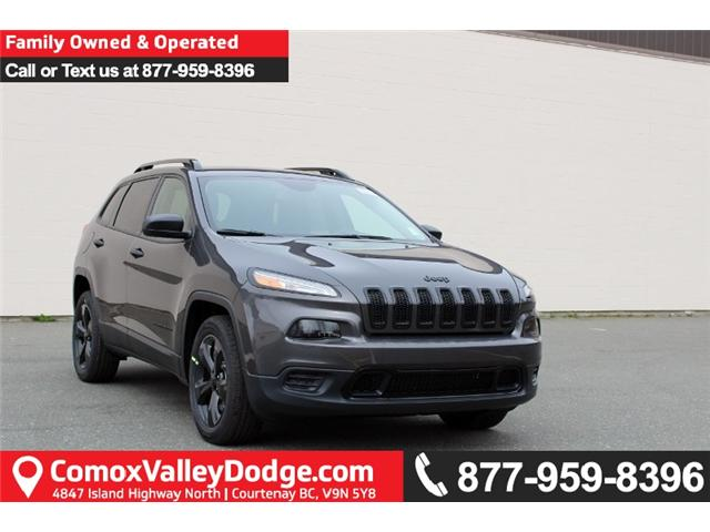 2017 Jeep Cherokee Sport (Stk: W626370A) in Courtenay - Image 1 of 27