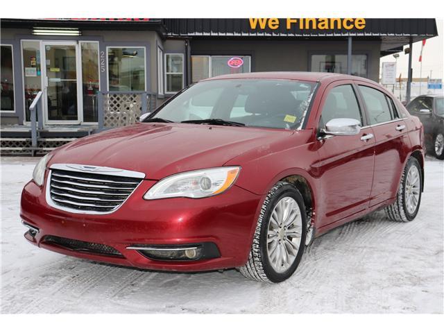 2012 Chrysler 200 Limited (Stk: P35723) in Saskatoon - Image 2 of 28
