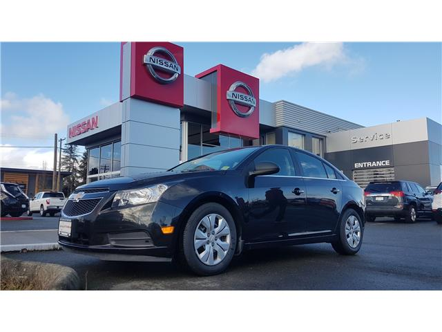 2012 Chevrolet Cruze LS (Stk: P0034) in Duncan - Image 1 of 3