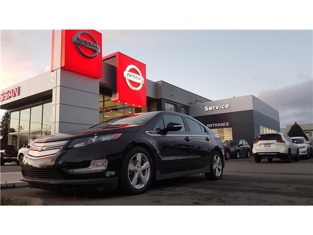 2015 Chevrolet Volt Base (Stk: P0035) in Duncan - Image 1 of 3