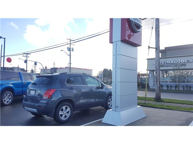 2013 Chevrolet Trax 1LT (Stk: 8Q6484A) in Duncan - Image 2 of 3