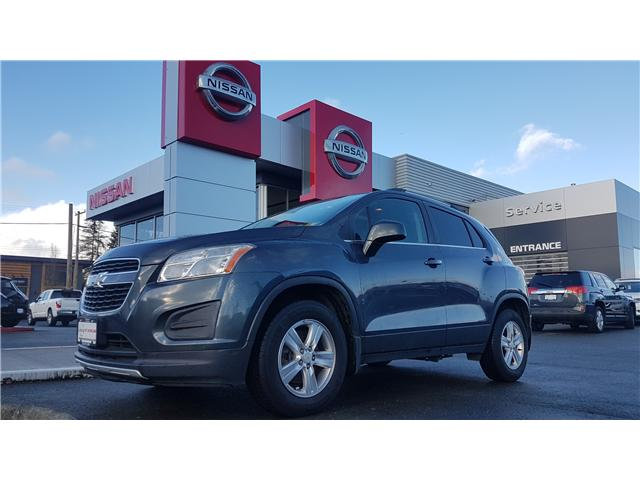 2013 Chevrolet Trax 1LT (Stk: 8Q6484A) in Duncan - Image 1 of 3