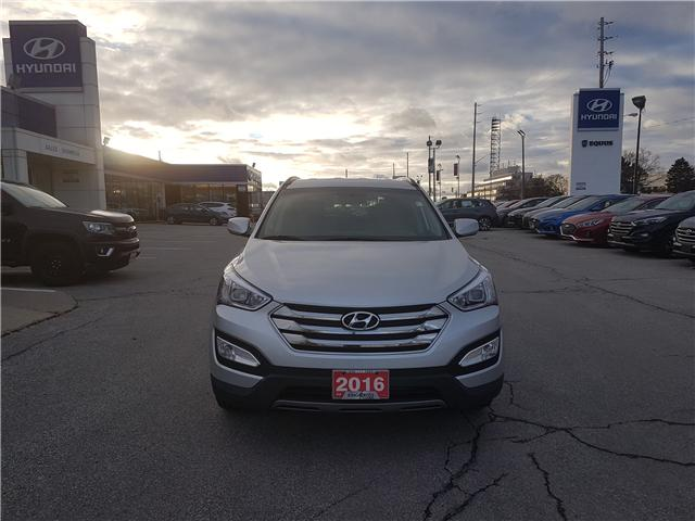2016 Hyundai Santa Fe Sport 2.4 Base (Stk: 28240A) in Scarborough - Image 2 of 12