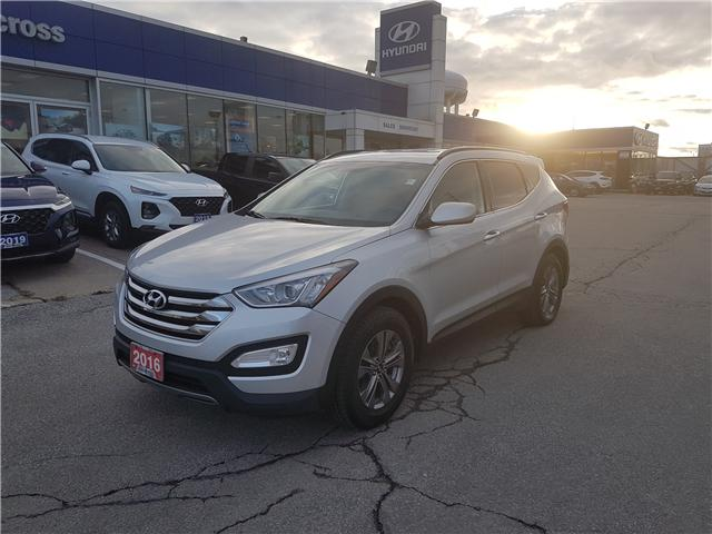 2016 Hyundai Santa Fe Sport 2.4 Base (Stk: 28240A) in Scarborough - Image 3 of 12