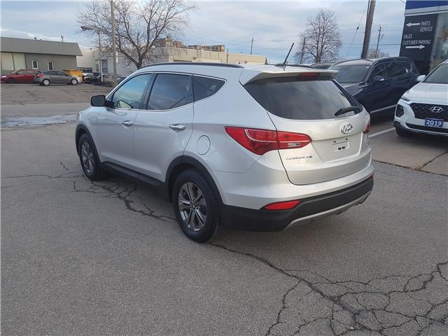 2016 Hyundai Santa Fe Sport 2.4 Base (Stk: 28240A) in Scarborough - Image 4 of 12
