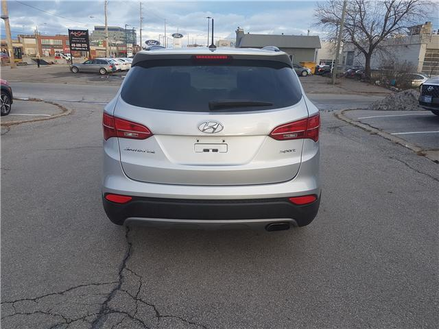 2016 Hyundai Santa Fe Sport 2.4 Base (Stk: 28240A) in Scarborough - Image 5 of 12