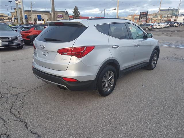 2016 Hyundai Santa Fe Sport 2.4 Base (Stk: 28240A) in Scarborough - Image 6 of 12