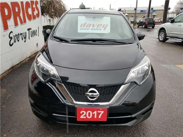 2017 Nissan Versa Note 1.6 SV (Stk: 18-757) in Oshawa - Image 2 of 15