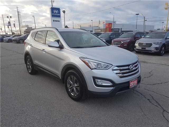 2016 Hyundai Santa Fe Sport 2.4 Base (Stk: 28240A) in Scarborough - Image 8 of 12