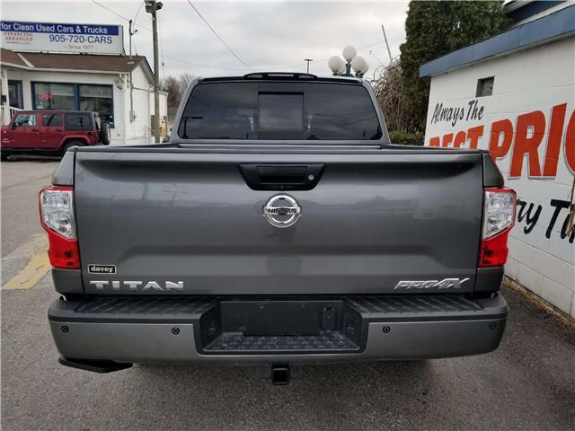 2018 Nissan Titan PRO-4X (Stk: 18-752) in Oshawa - Image 6 of 16