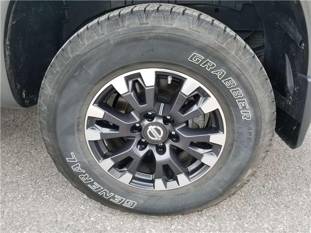 2018 Nissan Titan PRO-4X (Stk: 18-752) in Oshawa - Image 7 of 16