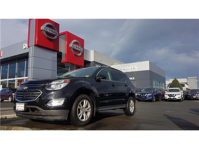 2016 Chevrolet Equinox LT (Stk: P0030) in Duncan - Image 1 of 3