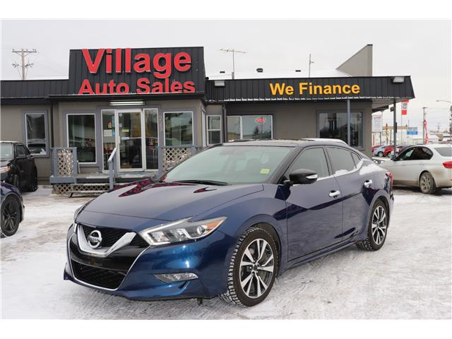 2016 Nissan Maxima Platinum (Stk: CON3) in Saskatoon - Image 1 of 30
