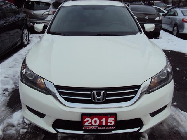 2015 Honda Accord LX (Stk: ) in Ottawa - Image 2 of 26