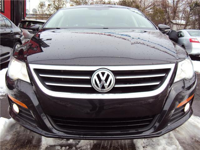 2009 Volkswagen Passat CC Sportline (Stk: ) in Ottawa - Image 2 of 27