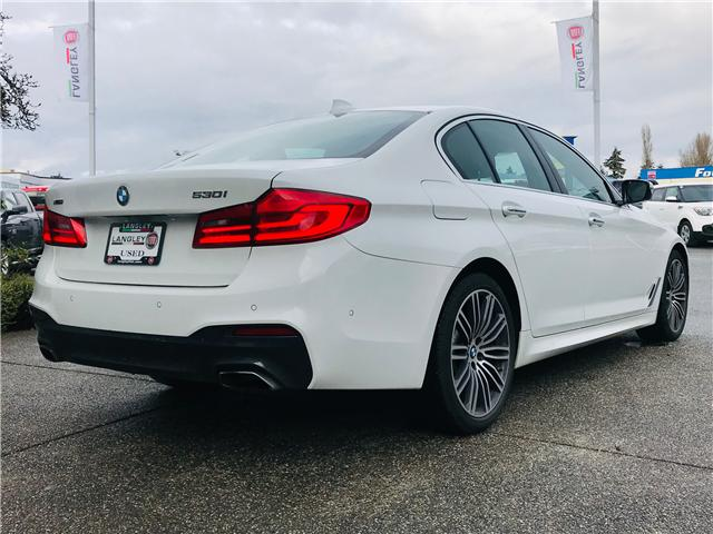 2017 BMW 530i xDrive (Stk: LF009320) in Surrey - Image 9 of 30