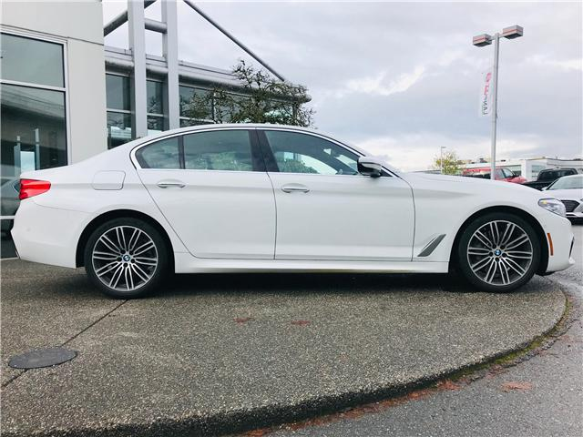 2017 BMW 530i xDrive (Stk: LF009320) in Surrey - Image 10 of 30