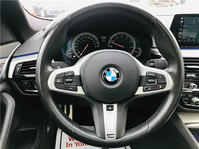 2017 BMW 530i xDrive (Stk: LF009320) in Surrey - Image 17 of 30