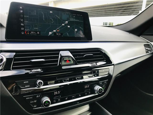 2017 BMW 530i xDrive (Stk: LF009320) in Surrey - Image 22 of 30
