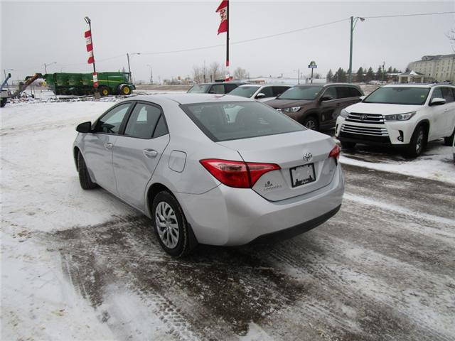 2017 Toyota Corolla LE (Stk: 6922) in Moose Jaw - Image 4 of 24