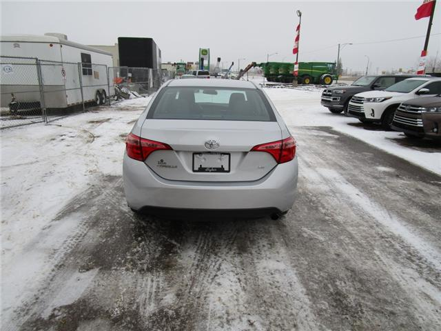2017 Toyota Corolla LE (Stk: 6922) in Moose Jaw - Image 8 of 24