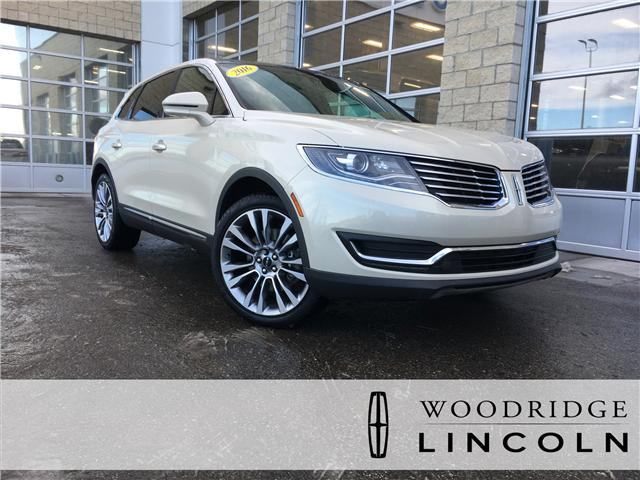 2016 Lincoln MKX Reserve (Stk: J-1810A) in Calgary - Image 1 of 20