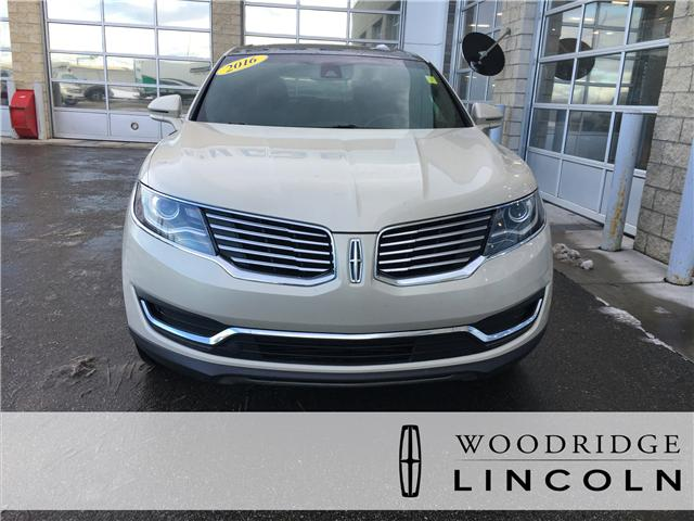 2016 Lincoln MKX Reserve (Stk: J-1810A) in Calgary - Image 4 of 20