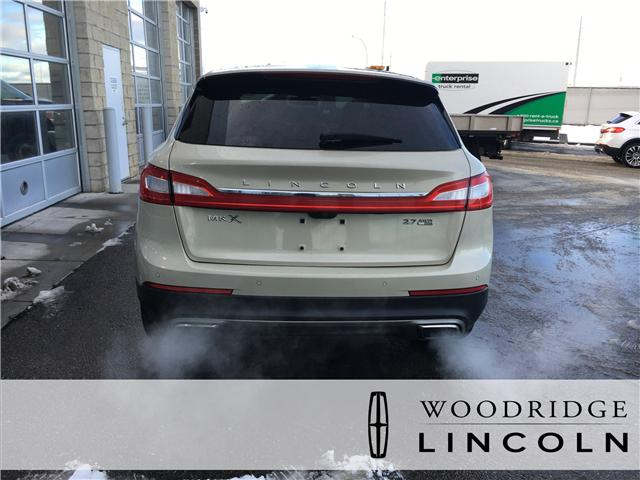 2016 Lincoln MKX Reserve (Stk: J-1810A) in Calgary - Image 6 of 20
