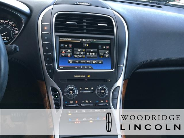 2016 Lincoln MKX Reserve (Stk: J-1810A) in Calgary - Image 12 of 20