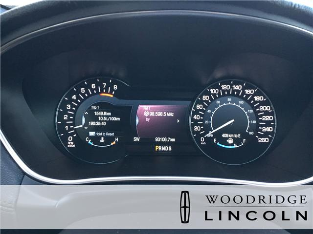 2016 Lincoln MKX Reserve (Stk: J-1810A) in Calgary - Image 19 of 20