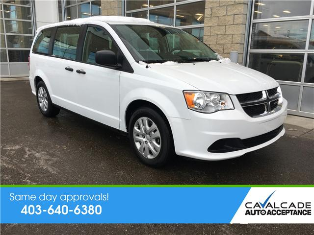 2018 Dodge Grand Caravan CVP/SXT (Stk: 59398) in Calgary - Image 1 of 21