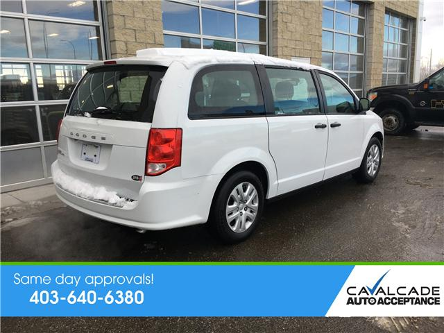 2018 Dodge Grand Caravan CVP/SXT (Stk: 59398) in Calgary - Image 3 of 21