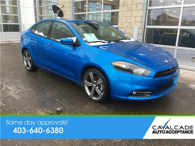2015 Dodge Dart GT (Stk: 59348) in Calgary - Image 1 of 22