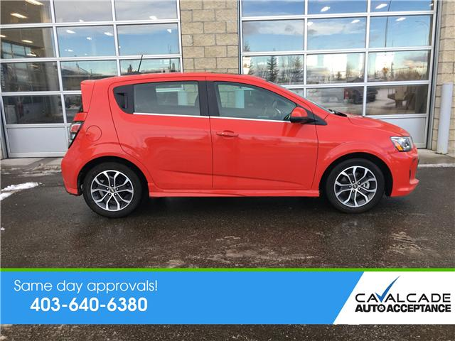 2017 Chevrolet Sonic LT Auto (Stk: 59387) in Calgary - Image 2 of 22
