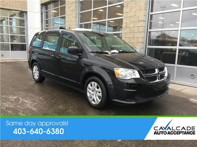 2018 Dodge Grand Caravan CVP/SXT (Stk: 59399) in Calgary - Image 1 of 22