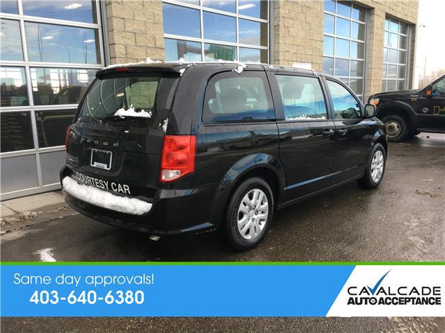 2018 Dodge Grand Caravan CVP/SXT (Stk: 59399) in Calgary - Image 3 of 22