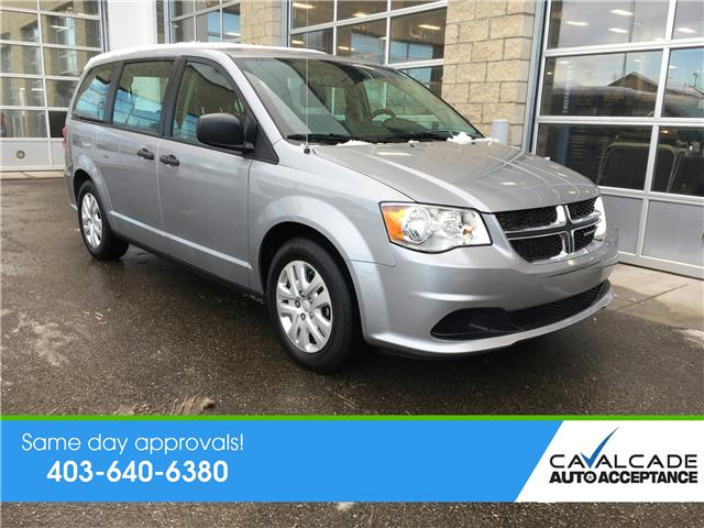 2018 Dodge Grand Caravan CVP/SXT (Stk: 59400) in Calgary - Image 1 of 22